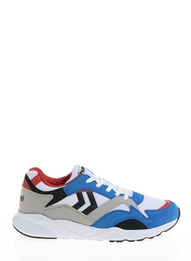 Hummel Unisex Agoptos Sneakers 208697-9001 Beyaz